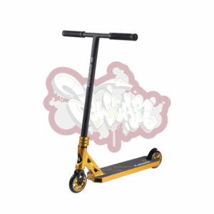 PROTHUNDER Pro Scooter for Pros ( KID EDITION ) – Gold