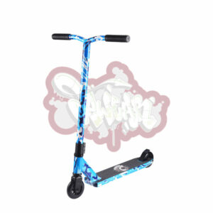 PROFISH Pro Scooter for Kids – Blue Camo