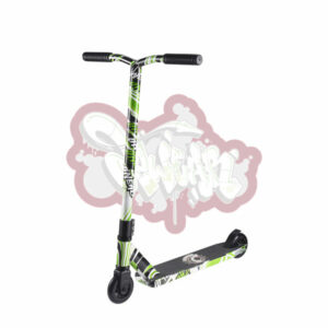 PROFISH Pro Scooter for Kids – Green Camo